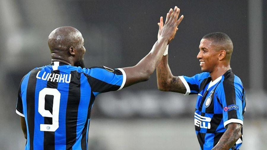 Lukaku tỏa sáng, Inter Milan vào bán kết Europa League