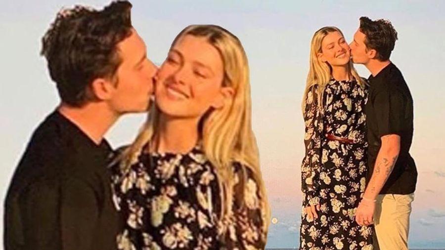 Victoria Beckham đăng ảnh ngọt lịm của con trai Brooklyn và bạn gái sau tin cưới bí mật