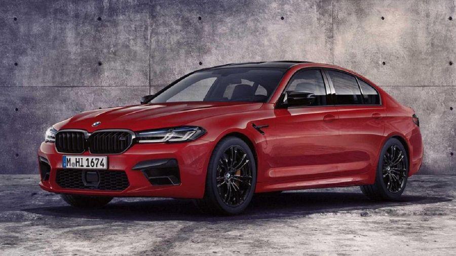 BMW sẽ ra mắt mẫu sedan có động cơ 1.000 mã lực