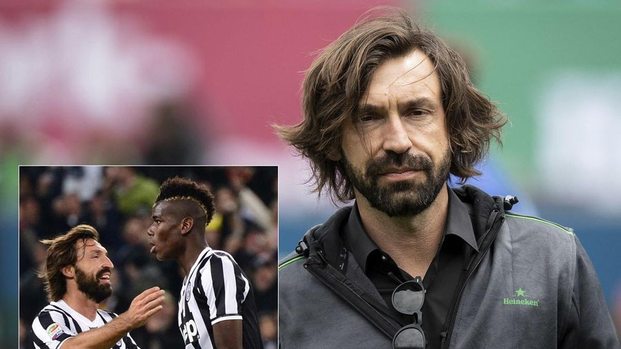 Pirlo ra tay, Juventus tự tin có Pogba