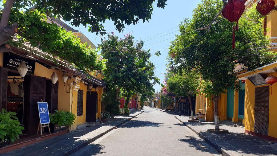 Dịch COVID-19 khiến nhiều chỉ số kinh tế ở Quảng Nam sụt giảm mạnh