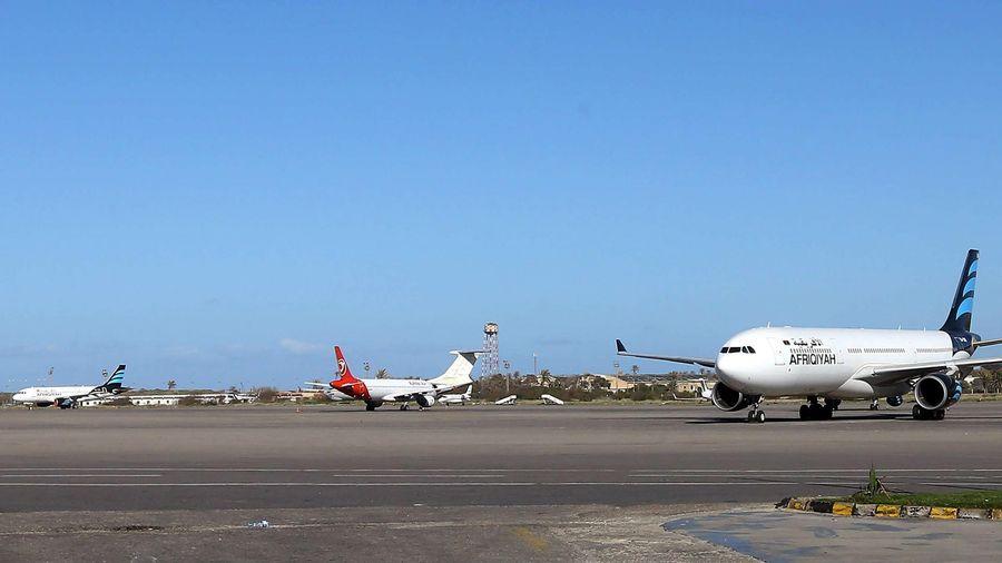 Libya nối lại hoạt động tại sân bay Mitiga ở thủ đô Tripoli