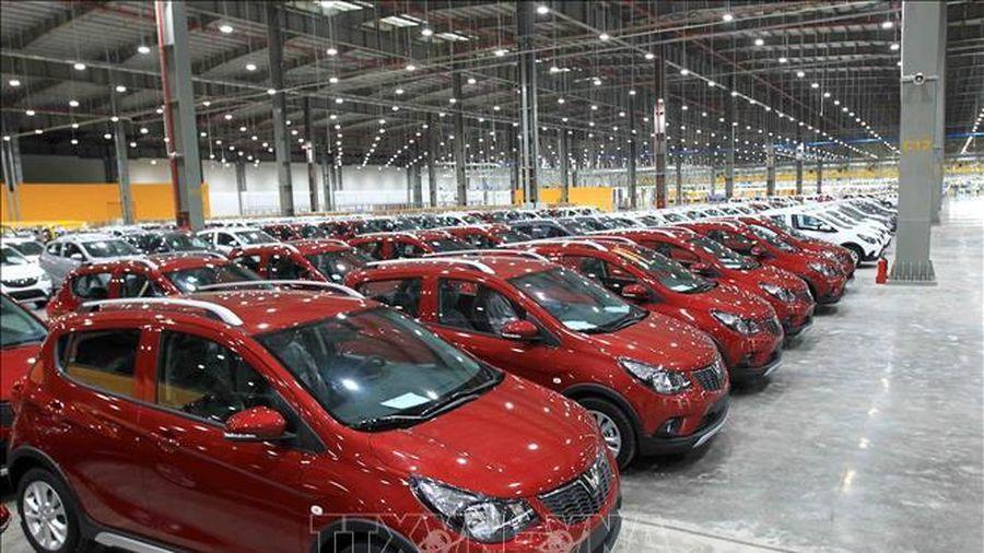 Thị trường ô tô có dấu hiệu chững lại
