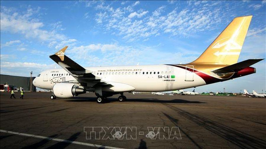 Libya nối lại các chuyến bay tại thủ đô Tripoli