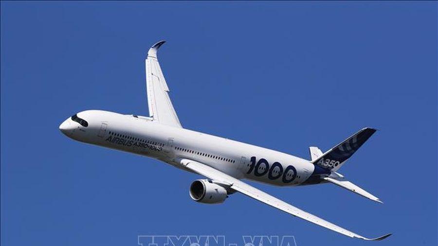 Phát hiện dấu hiệu hao mòn trên một số động cơ Trent XWB-84 của máy bay Airbus 350
