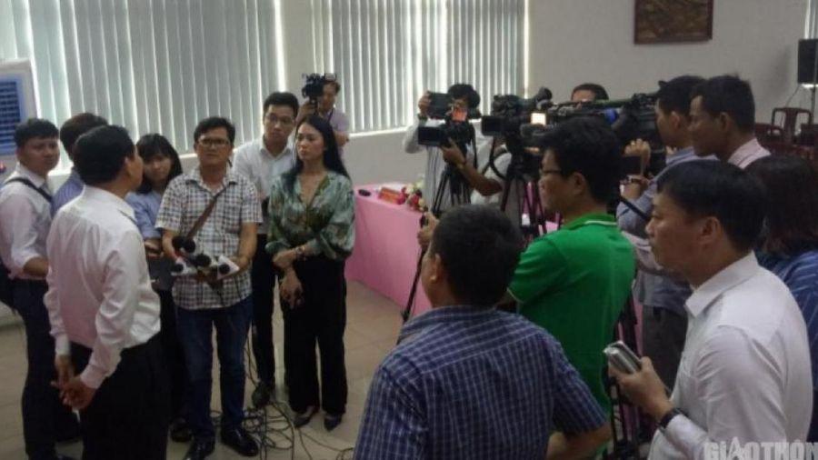 Cà Mau chỉ đạo gì sau phản ánh Chủ tịch huyện Thới Bình né tránh báo đài?