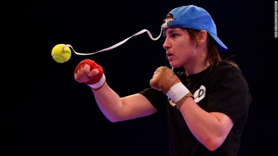 Katie Taylor - Huyền thoại quyền anh của Ireland
