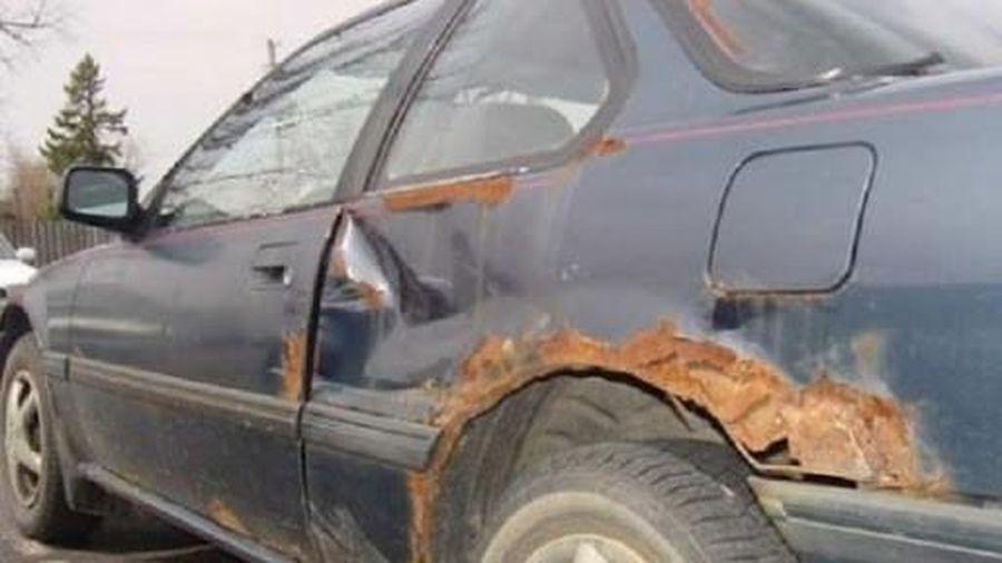 Nguyên nhân, cách phòng chống và khắc phục rỉ sét trên ô tô