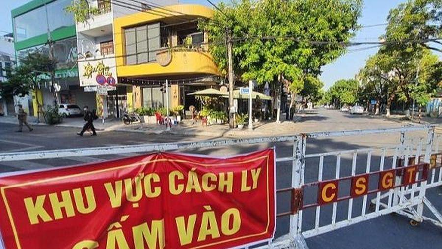Đà Nẵng dỡ phong tỏa thêm một bệnh viện và khu dân cư