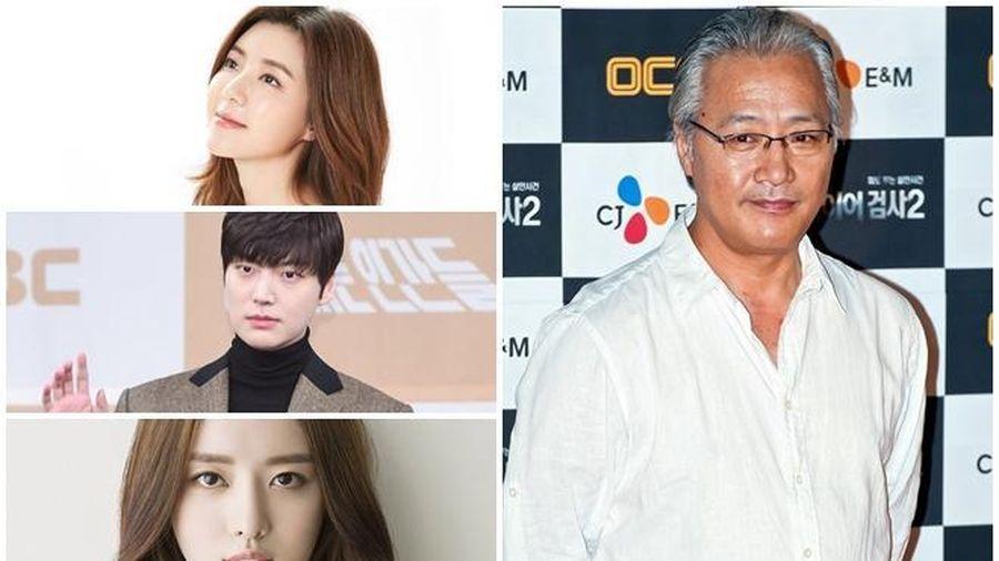 4 diễn viên Hàn Quốc bị tẩy chay vì bê bối đời tư