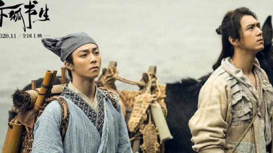 'Xích hồ tiên sinh' tung poster và trailer: Trần Lập Nông ngây ngô, tạo hình Lý Hiện như Cái Bang