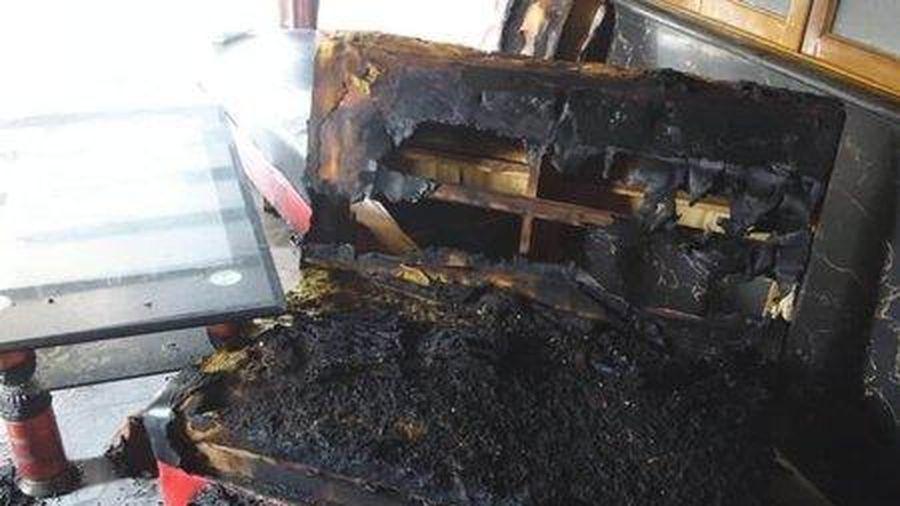 Người mẹ nghi tẩm xăng thiêu 3 con ở Hà Tĩnh đã tử vong