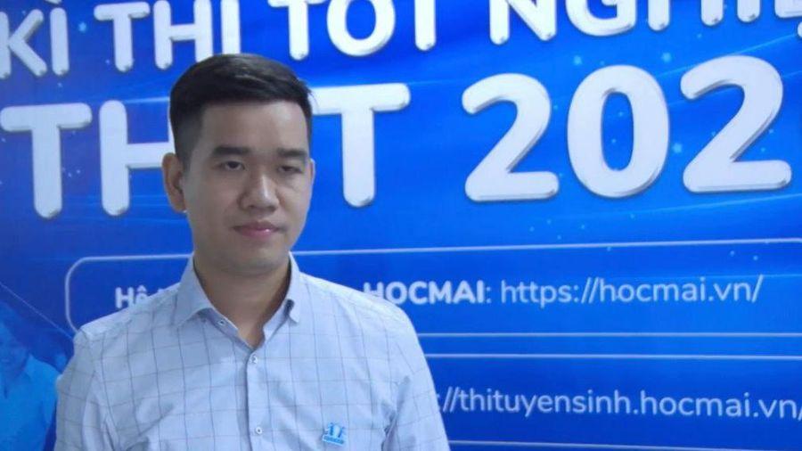 Video nhận định đề thi môn tiếng Anh kỳ thi tốt nghiệp THPT 2020