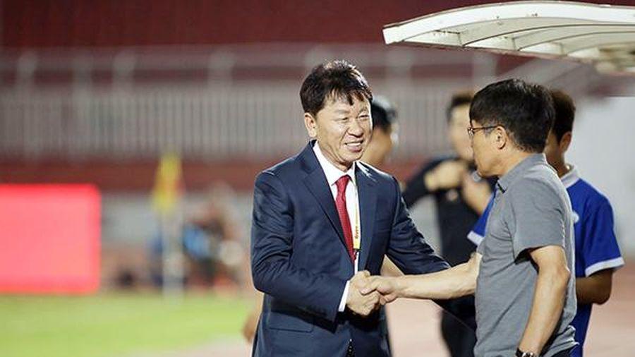 HLV Chung Hae Seong trở lại dẫn dắt đội TP.HCM
