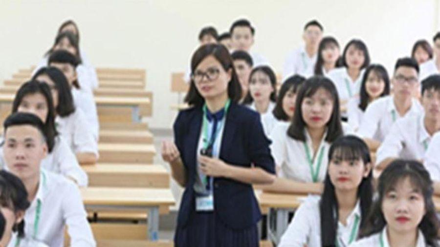 Thực hiện nâng chuẩn giáo viên theo lộ trình