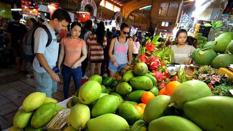 Xuất khẩu trái cây khả quan nhờ xây dựng thương hiệu