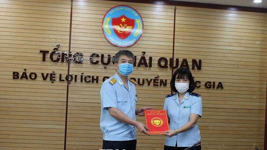 Văn phòng Chính phủ, Tổng cục Hải quan điều động, bổ nhiệm nhân sự