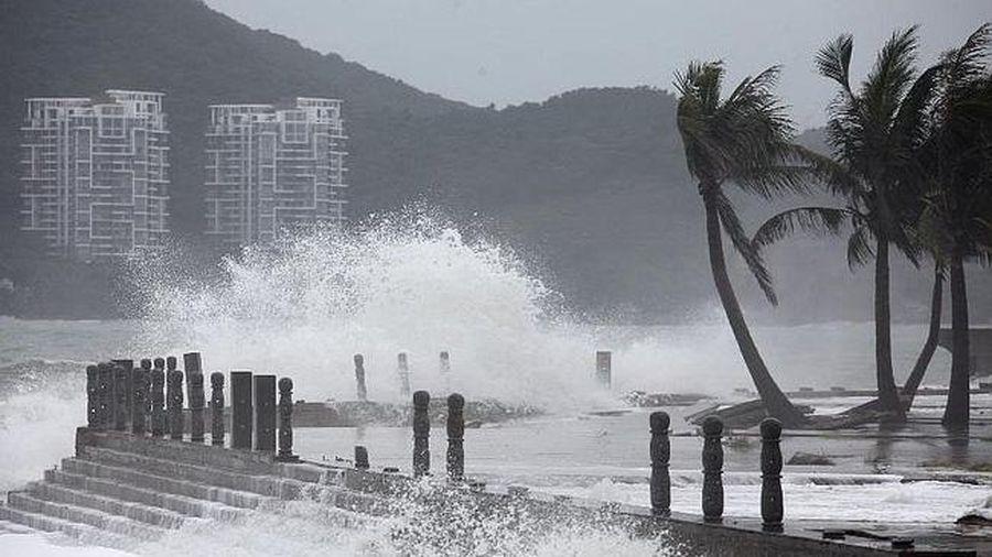 Tin mới nhất bão số 3: Đổ bộ vào tỉnh Phúc Kiến Trung Quốc, gió giật cấp 11