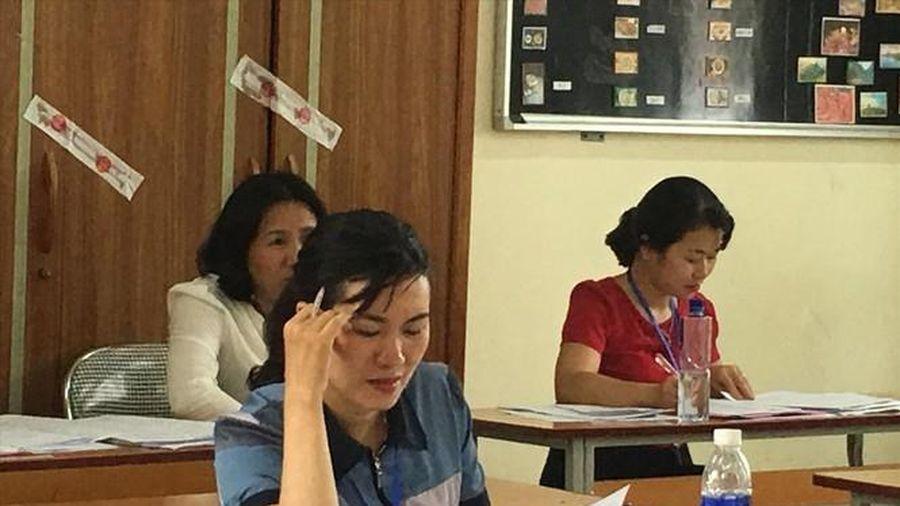 Quy trình chấm thi tốt nghiệp THPT Quốc gia 2020 được thực hiện theo các bước như thế nào?