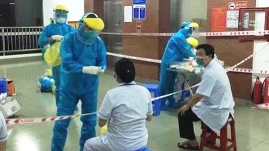 Bộ Y tế yêu cầu tăng cường phòng dịch, kiểm soát lây nhiễm Covid-19