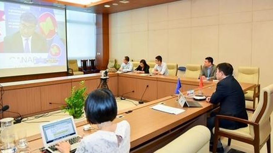 Đối thoại ASEAN-Canada lần thứ 17