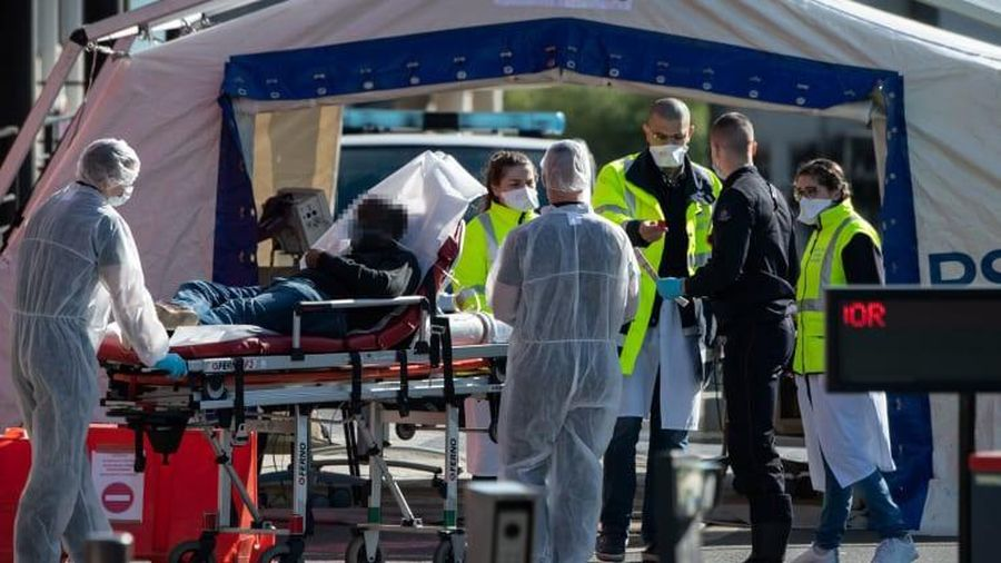 Số người chết do Covid-19 ở Mỹ giảm sau 4 tuần tăng liên tiếp