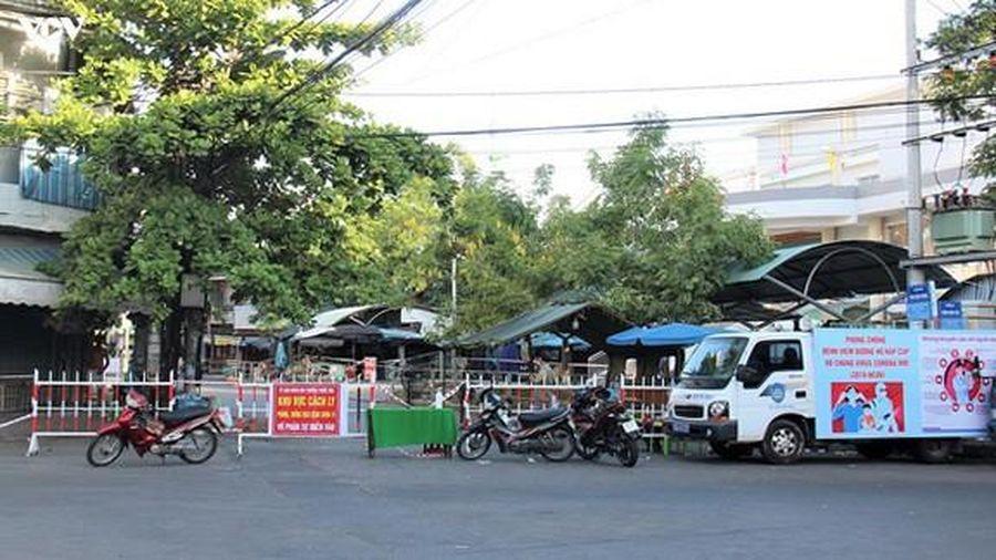 Quảng Nam phong tỏa tạm thời một số nơi tại thành phố Tam Kỳ