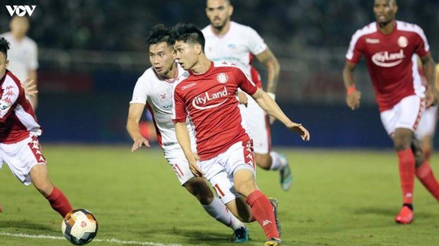 Những trận đấu ấn tượng của CLB TPHCM dưới triều đại của thầy Chung