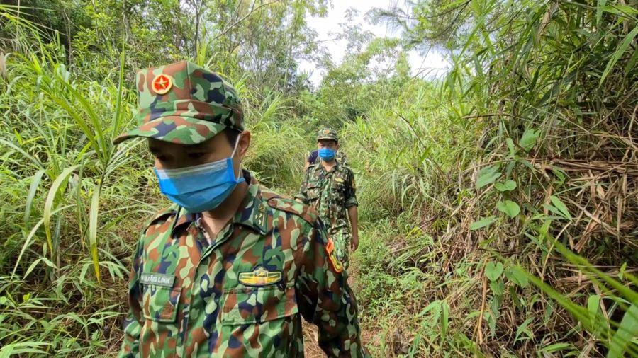 Theo chân bộ đội biên phòng Lạng Sơn ngăn chặn người nhập cảnh trái phép