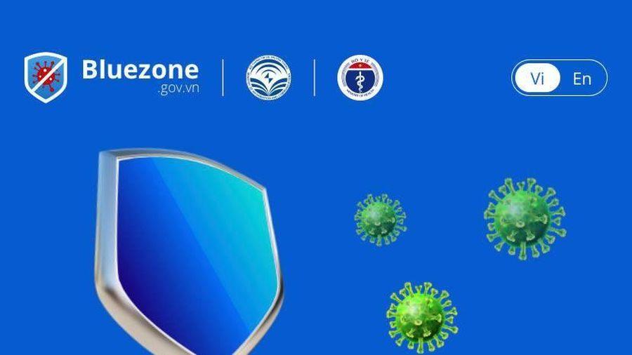 Hướng dẫn cài đặt Bluezone để cảnh báo người mắc COVID-19
