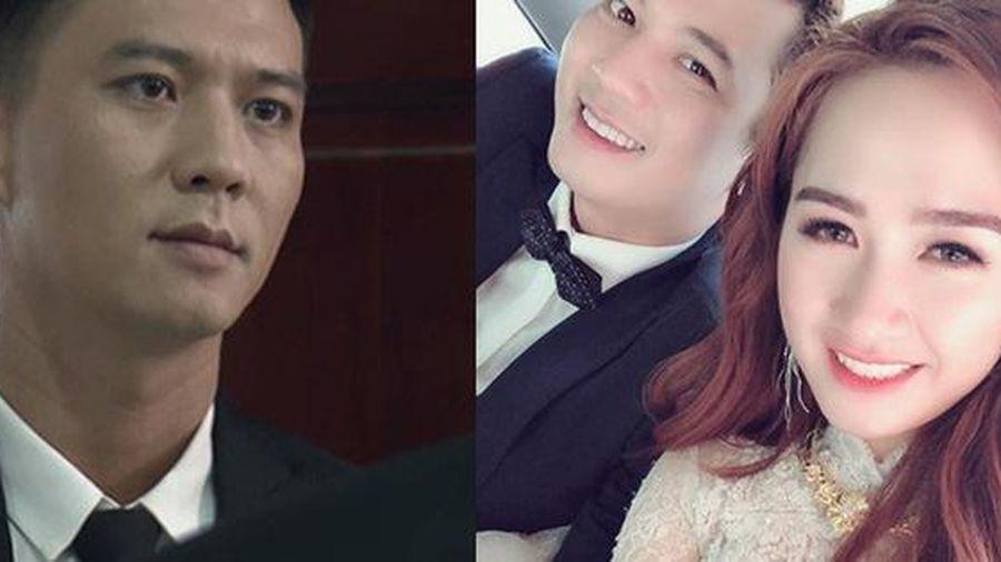 Vợ trẻ tâm lý của Hà Việt Dũng - thẩm phán Cường trong 'Lựa chọn số phận'