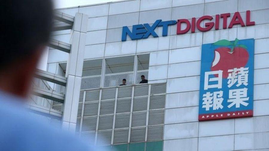 Dân Hồng Kông đẩy cổ phiếu Next Digital tăng 10 lần để bày tỏ sự ủng hộ với Jimmy Lai