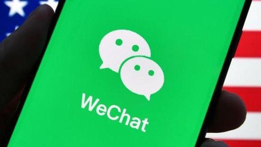 Ảnh hưởng từ lệnh cấm WeChat của Mỹ?