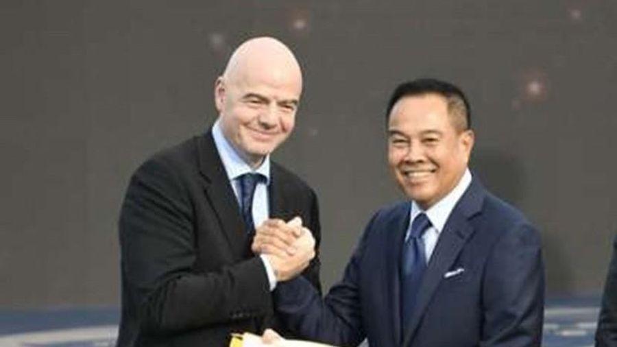 LĐBĐ Thái Lan âm 2 triệu USD