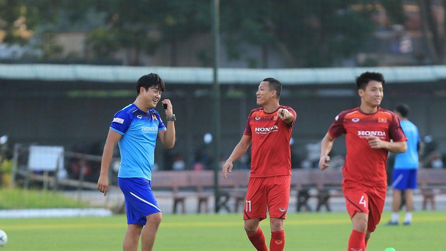 Văn Hậu, Anh Đức chính thức trở lại đội tuyển Việt Nam