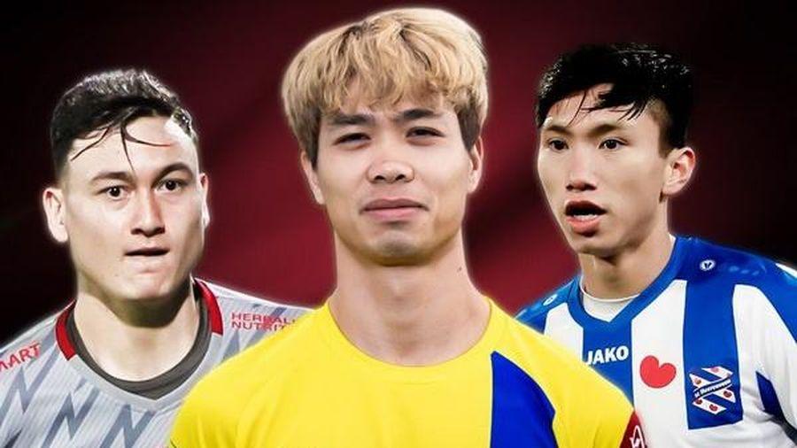 Sáu cầu thủ Việt Nam thất bại sau 11 thương vụ xuất ngoại
