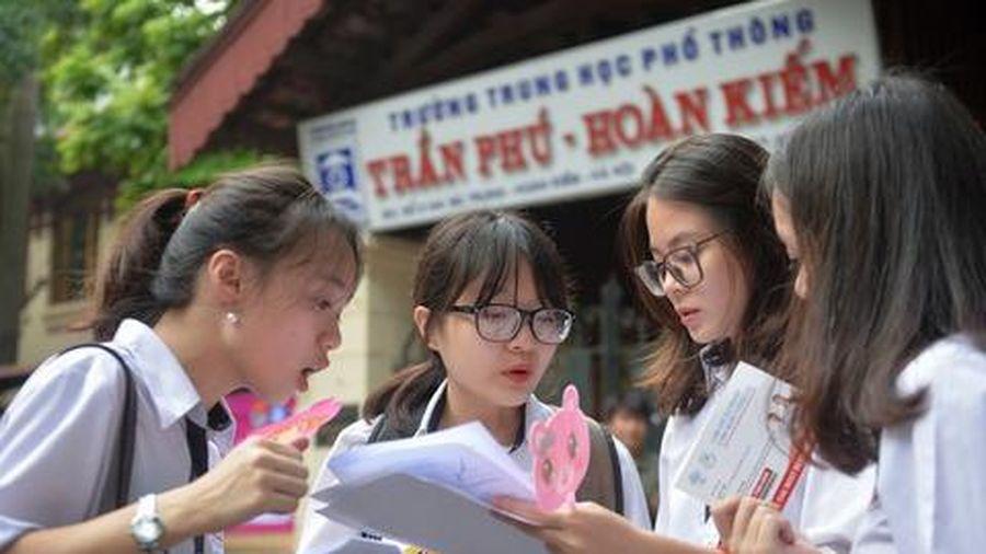 Nhiều trường đại học công bố điểm chuẩn phương thức xét học bạ