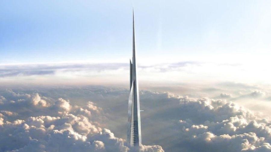 Tháp Burj Khalifa và những tòa nhà cao nhất thế giới 100 năm qua