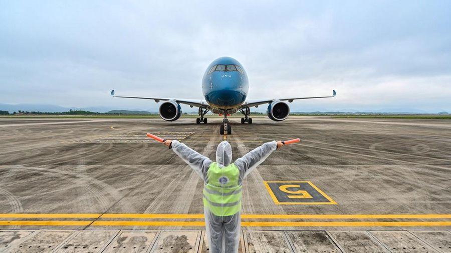Tiếp tục dừng chuyến bay chở khách đến Đà Nẵng