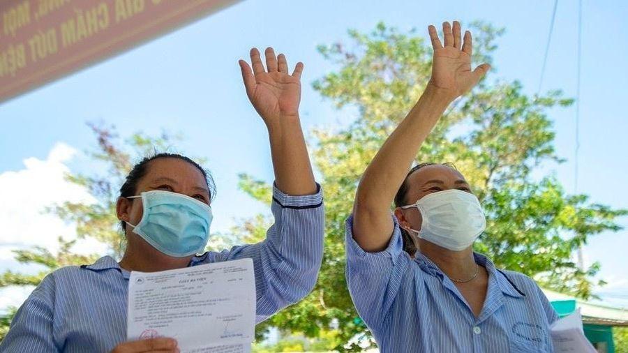 Thêm một bệnh nhân ở Đà Nẵng khỏi Covid-19