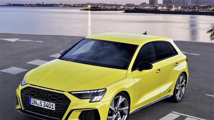 Ra mắt Audi S3 2021 - 2 biến thể, công suất 306 mã lực