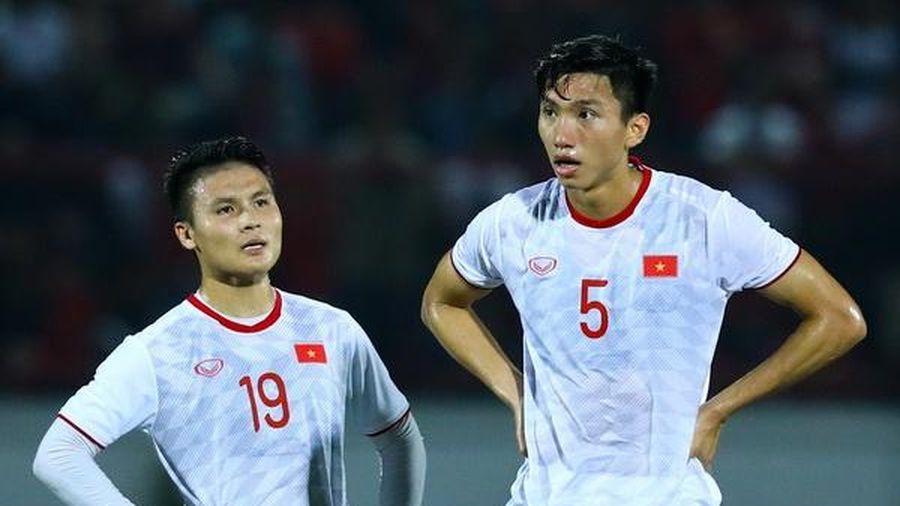 Tuyển Việt Nam mất gì khi vòng loại World Cup hoãn sang năm 2021?