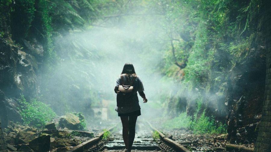 Khi mệt mỏi, hãy quay về với mẹ thiên nhiên