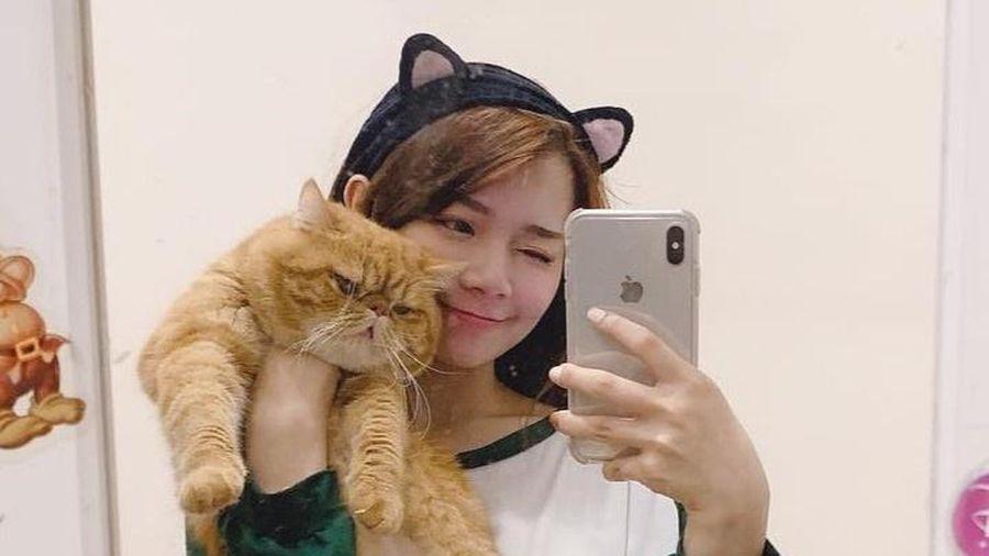 Hot girl Đài Loan bị chỉ trích ngược đãi, làm chết động vật