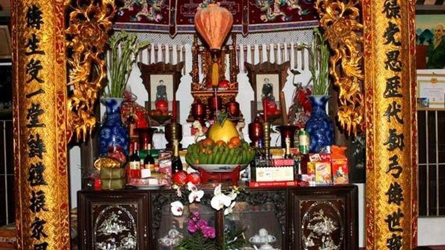 4 loại cây nên đặt trên bàn thờ tổ tiên để luôn được bình an và may mắn