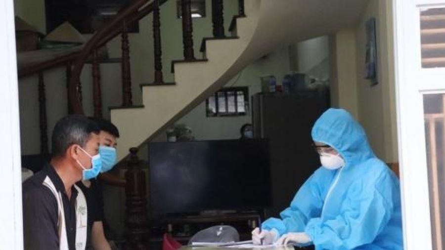 Xét nghiệm Covid-19 bằng kỹ thuật Realtime PCR cho người trở về từ vùng dịch