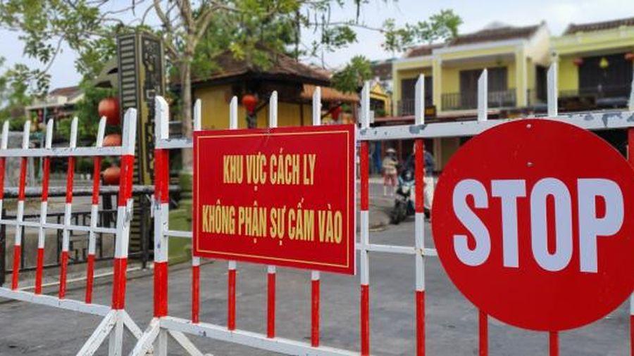 Quảng Nam thành lập gần 5.500 tổ giám sát Covid-19