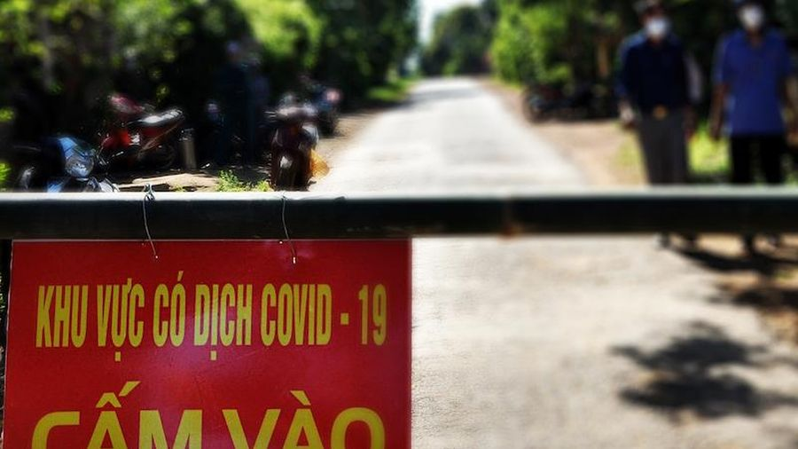 Quảng Trị phong tỏa khu vực thứ 6 có nguy cơ cao lây nhiễm Covid-19