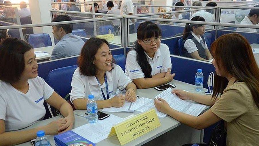 Gỡ vướng cho hệ thống trung tâm dịch vụ việc làm