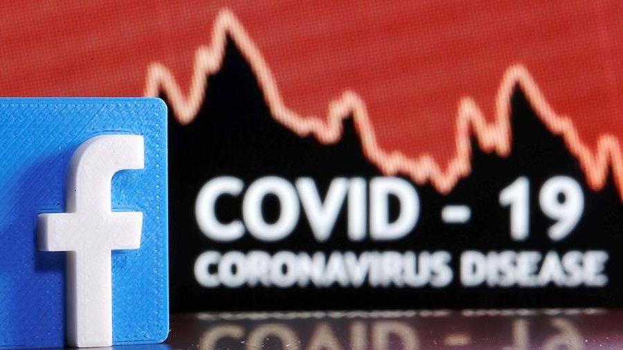 Facebook xóa bảy triệu thông tin sai lệch về Covid-19